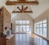 Brand New Luxury Home on Lake Keowee mansions