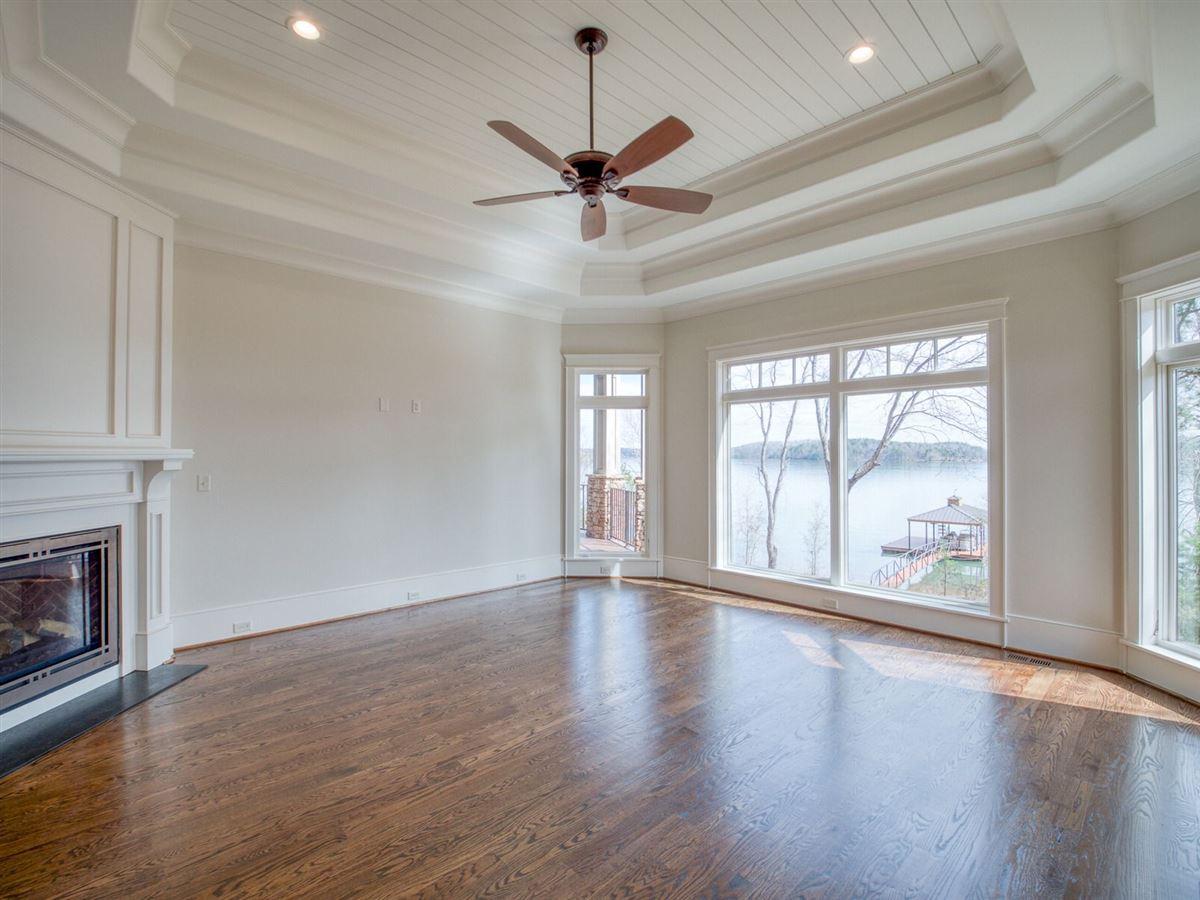 Mansions Brand New Luxury Home on Lake Keowee