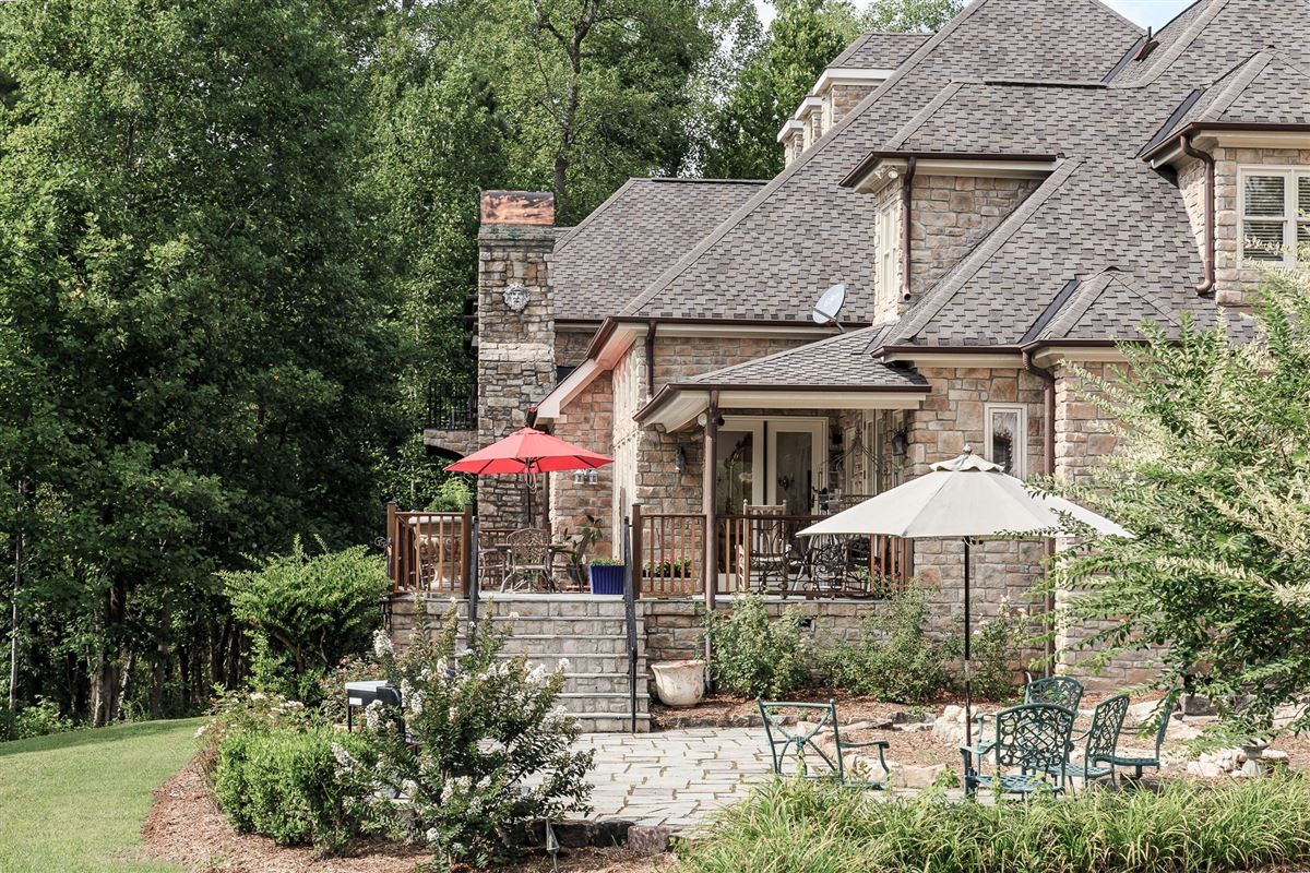 French Provincial Estate on eight Acres  luxury real estate