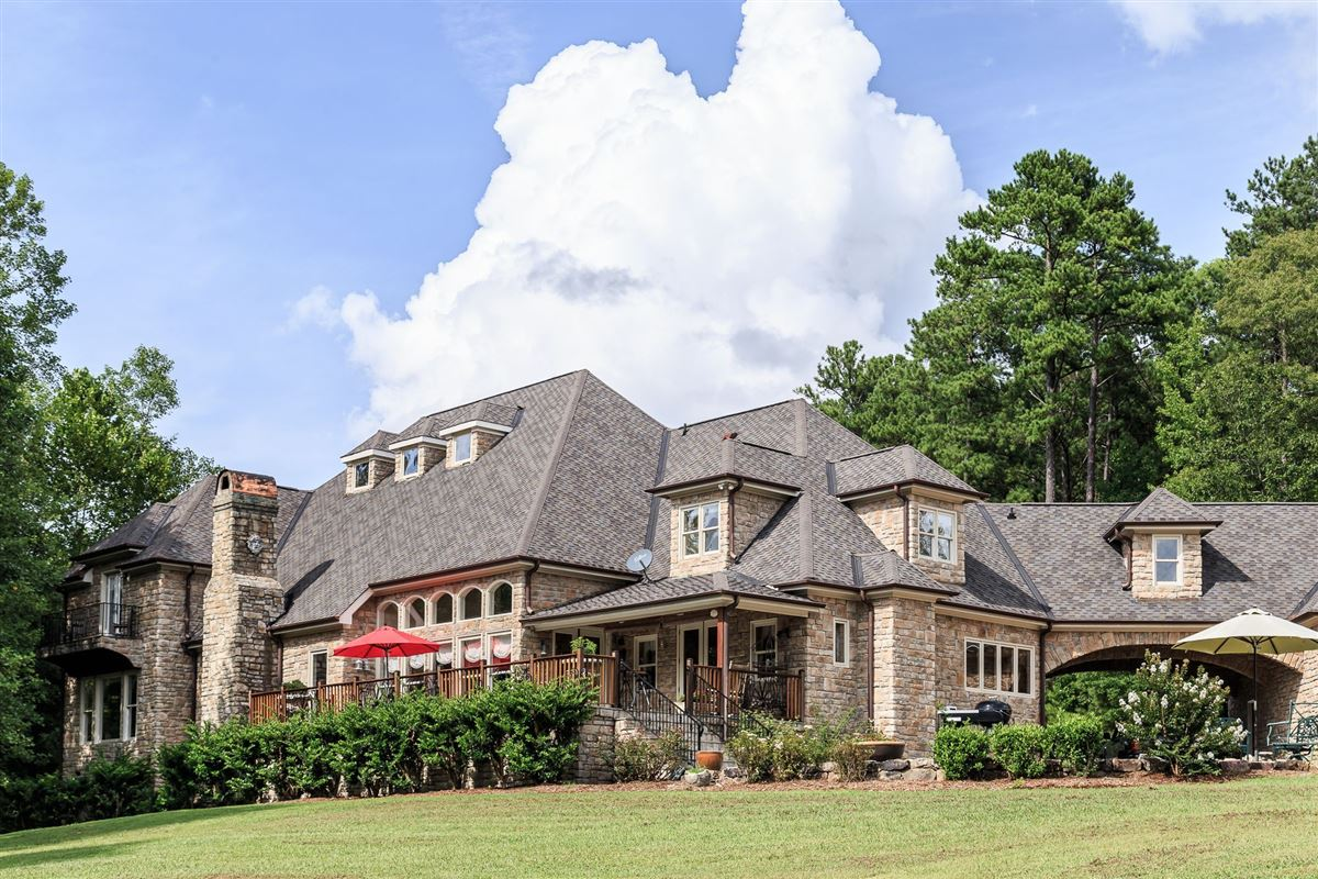 French Provincial Estate on eight Acres  luxury properties