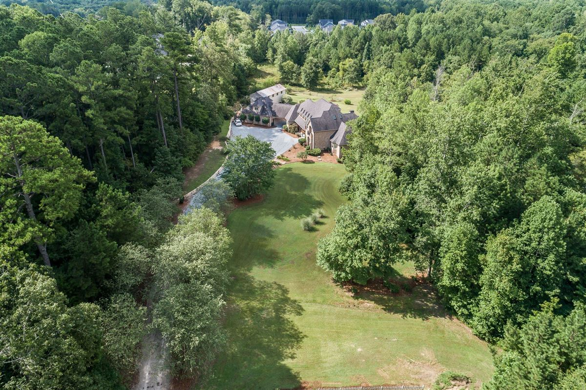 French Provincial Estate on eight Acres  luxury homes