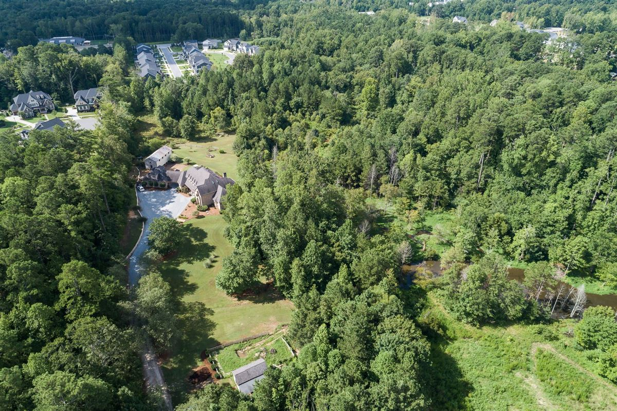 Mansions in French Provincial Estate on eight Acres