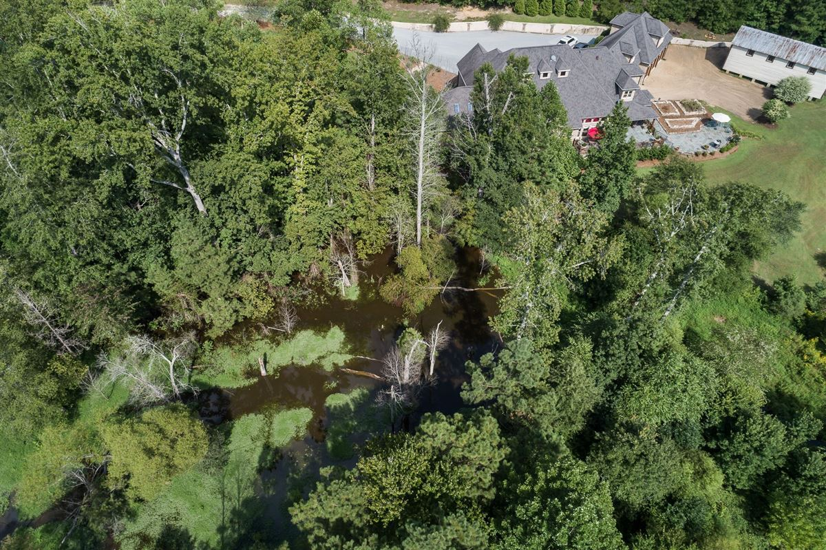 Luxury homes French Provincial Estate on eight Acres