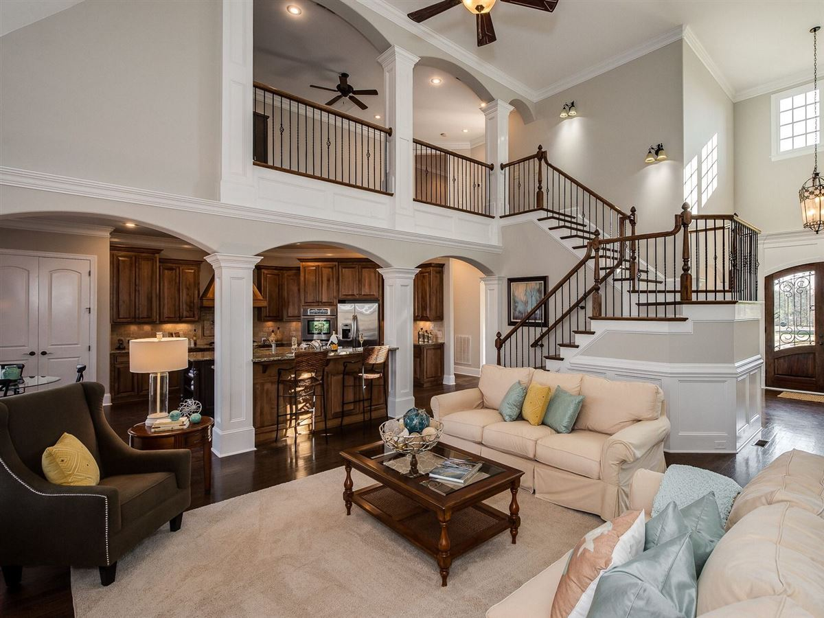 Luxury real estate Lake Wylie Oasis