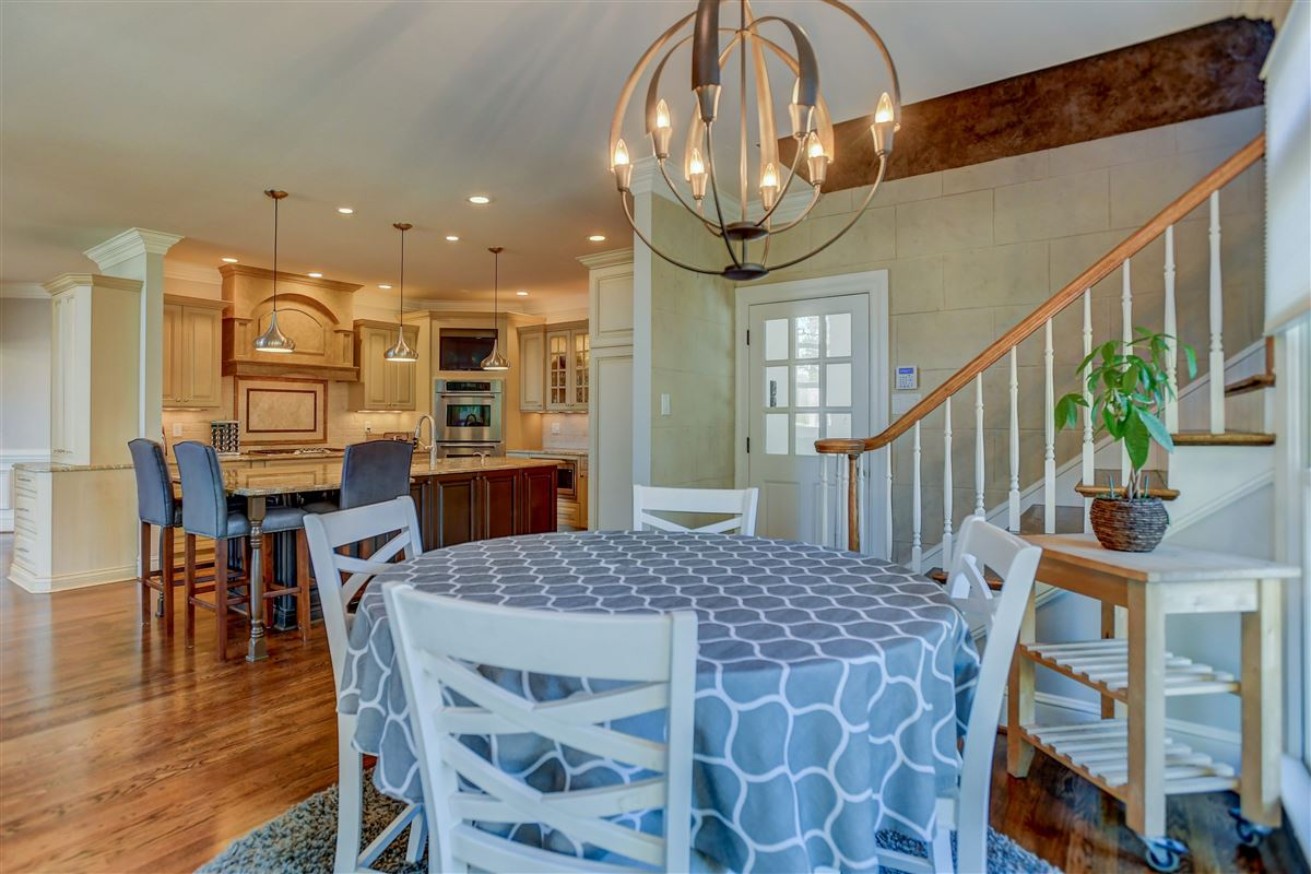 Luxury real estate This showstopper offers Exquisite details and upgrades