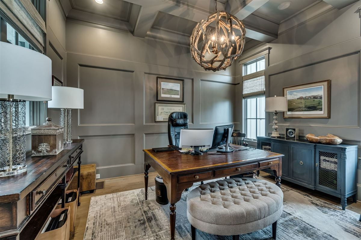 hidden gem in small lake norman enclave luxury homes