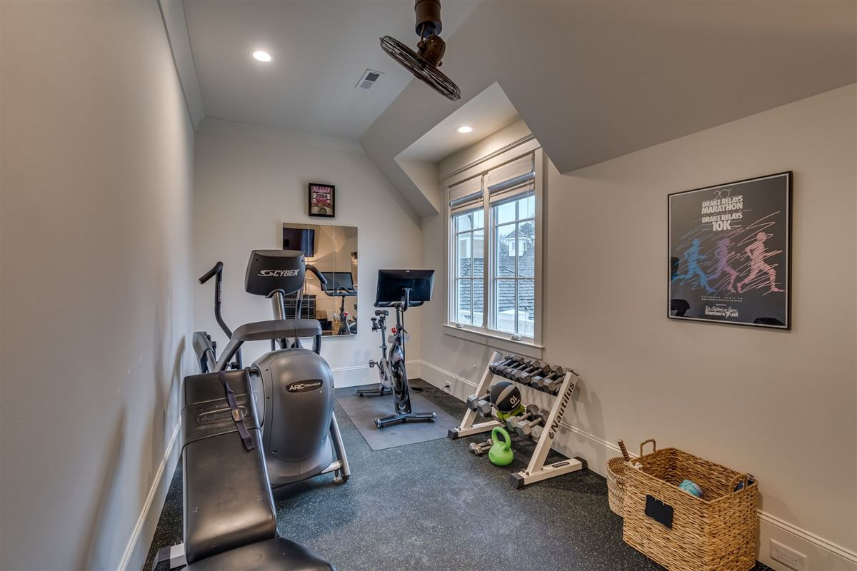 hidden gem in small lake norman enclave mansions