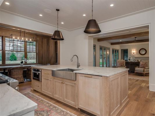 Stunning high end custom new construction luxury real estate