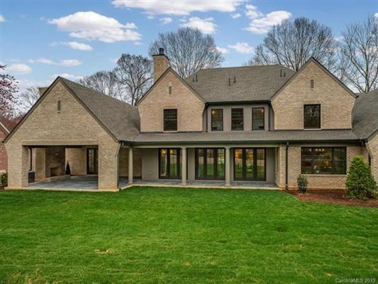 Luxury real estate Stunning high end custom new construction