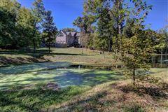Custom estate on 22 acres mansions