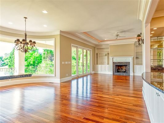 meticulously designed custom home luxury real estate