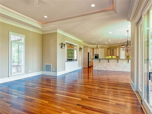 meticulously designed custom home luxury properties