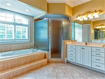 Luxury homes in meticulously designed custom home