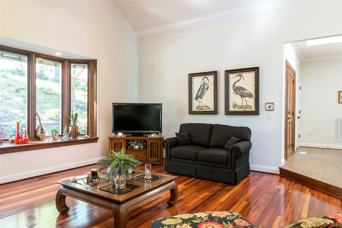 Luxury real estate  custom designed home