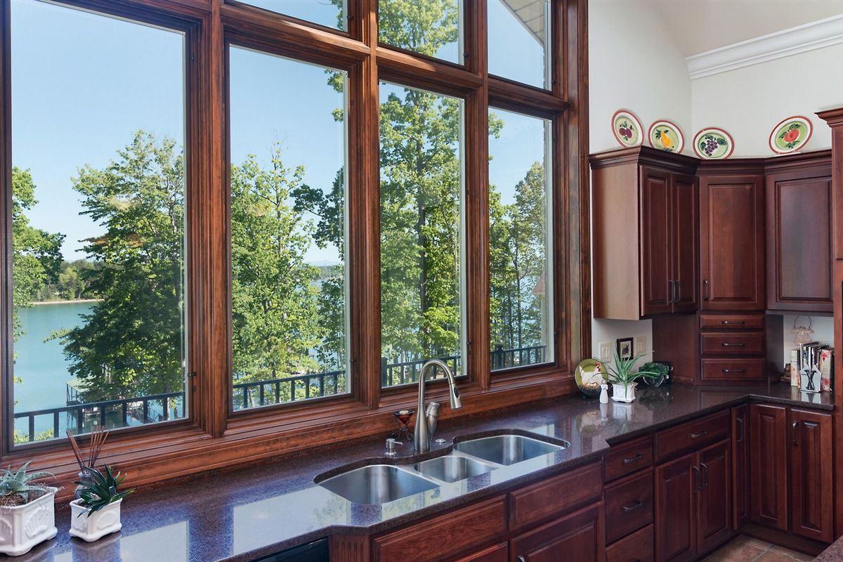 Luxury properties  custom designed home