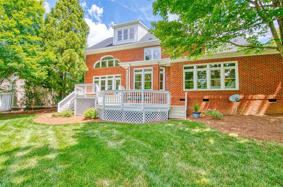 Luxury properties a Stunning All Brick home