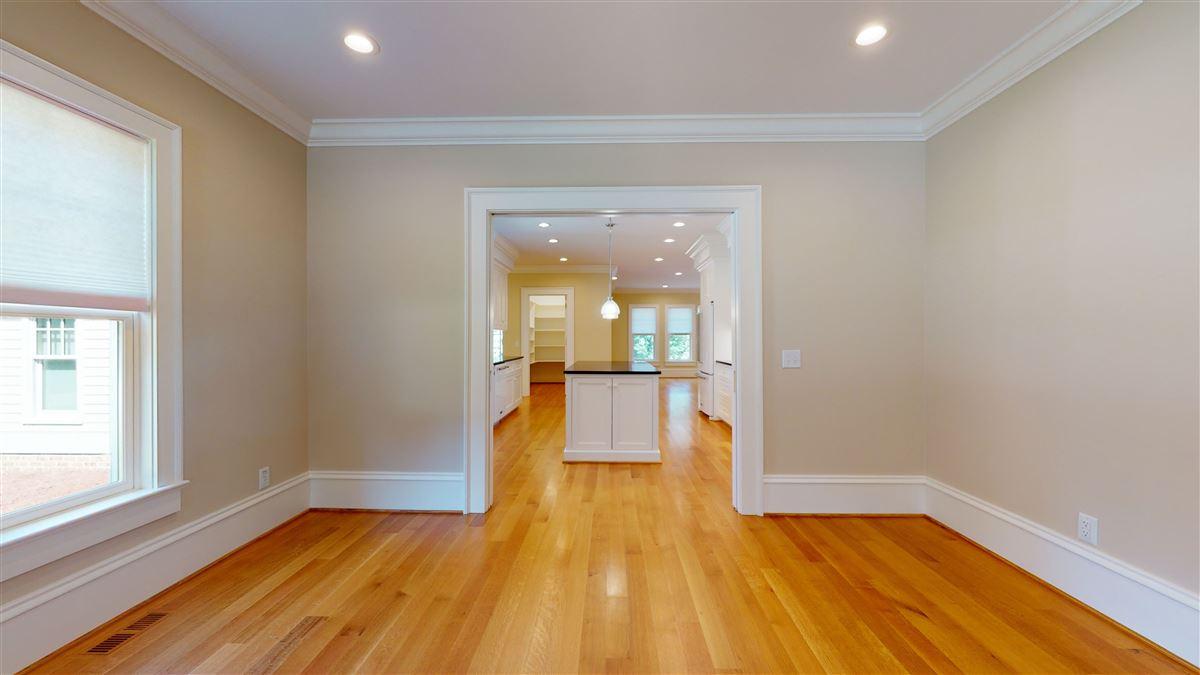 Custom-built by McDowell Jordan luxury homes
