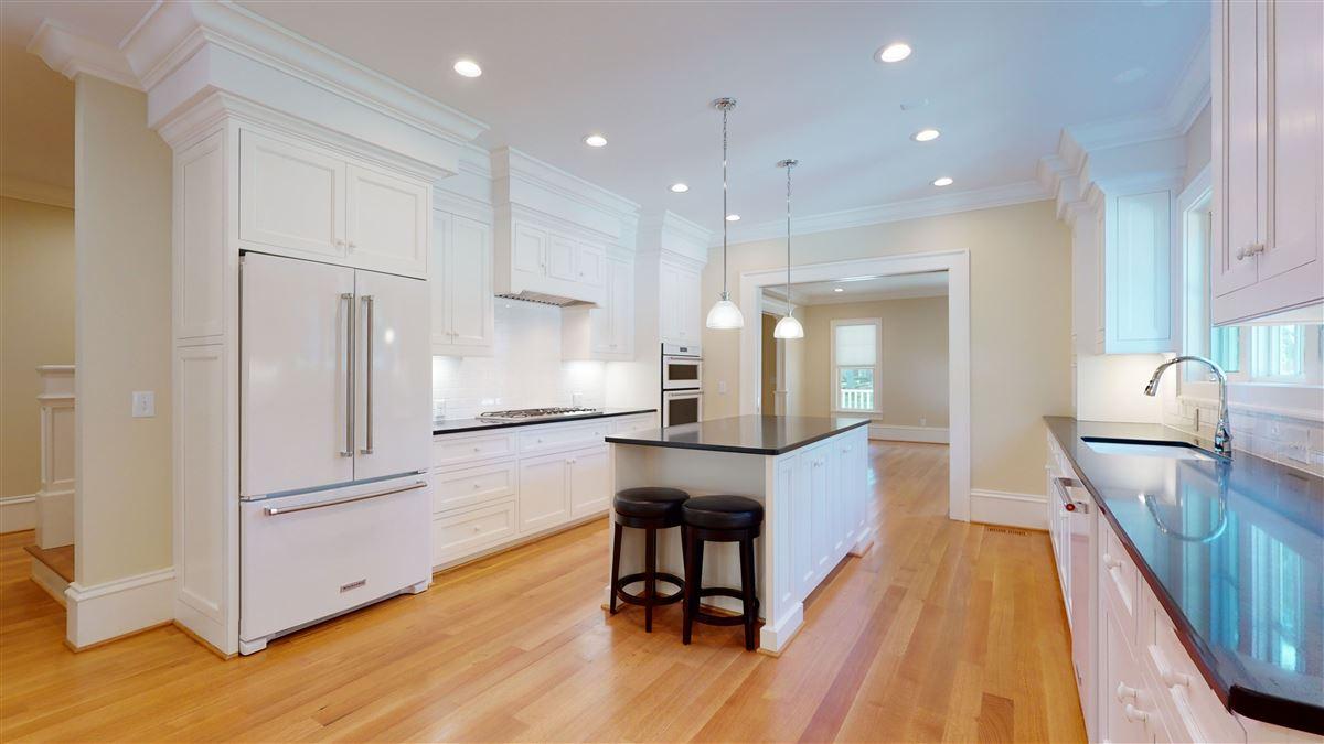 Luxury homes in Custom-built by McDowell Jordan