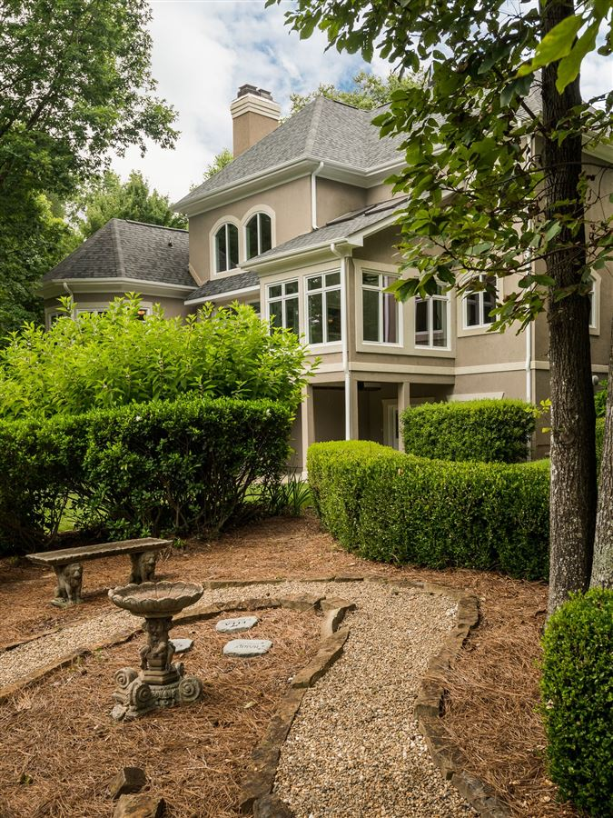 gracious elegance on the Peninsula Golf Course  luxury homes