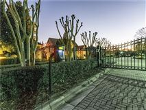 5-star lake norman property mansions