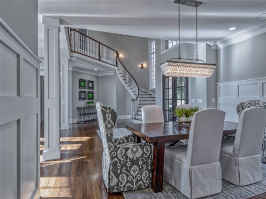 Luxury homes in SOPHISTICATED HOME IN THE PENINSULA ON LAKE NORMAN