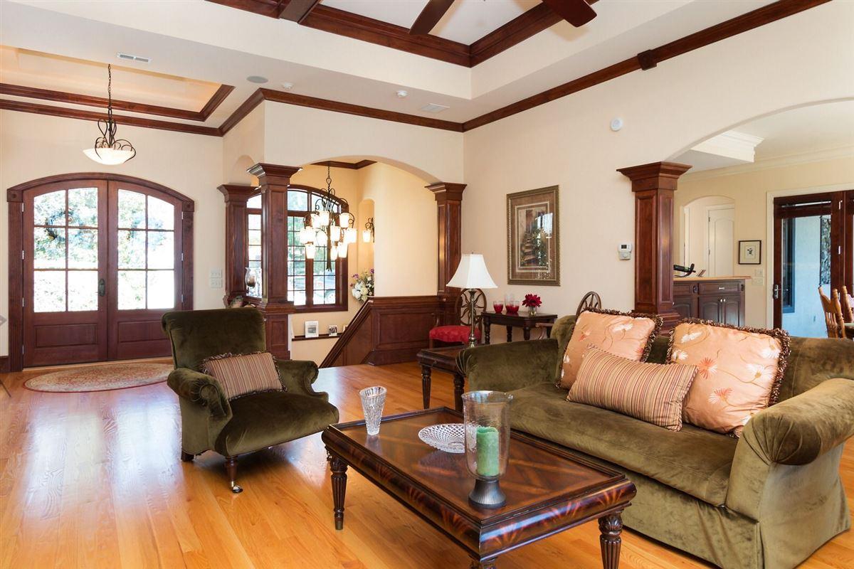 Luxury properties standout home on Lake Keowee