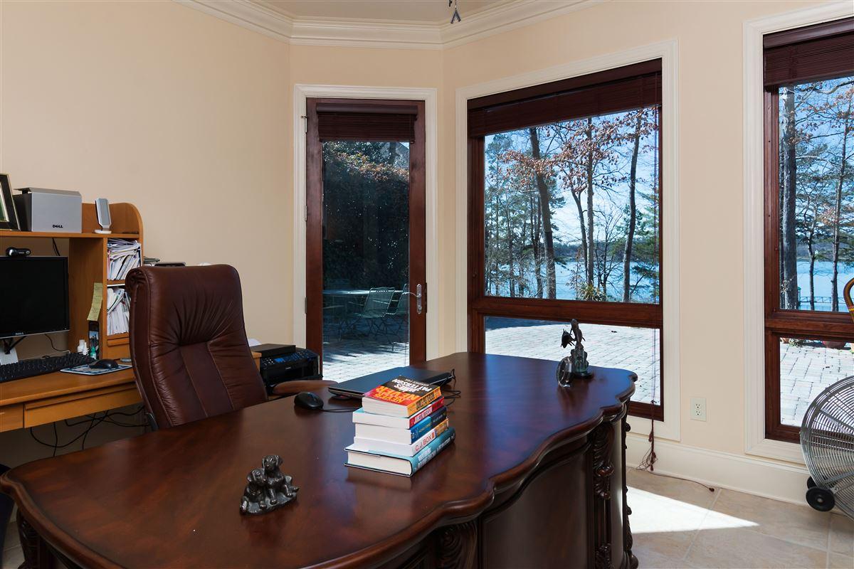 standout home on Lake Keowee luxury properties