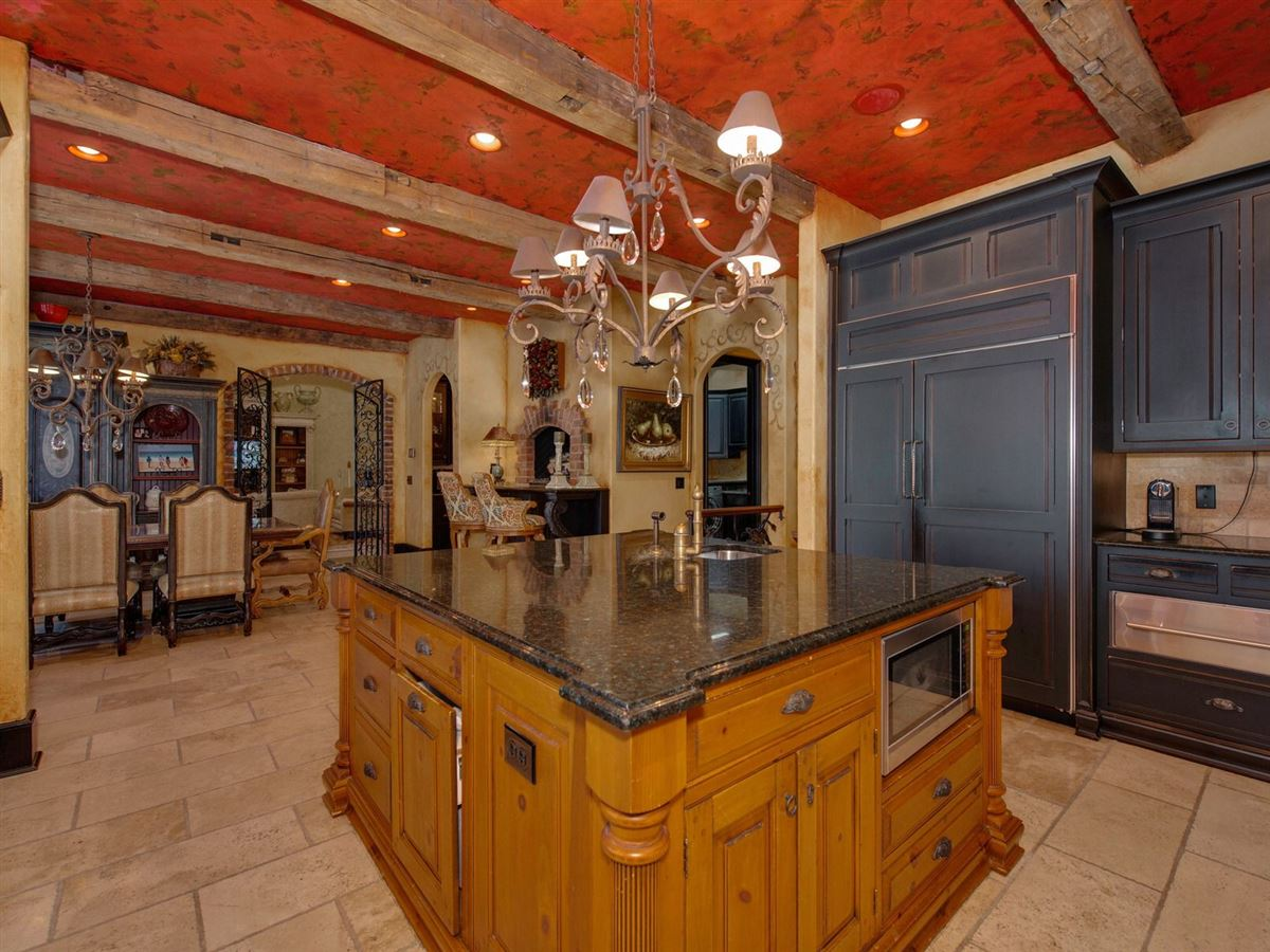 Luxury homes in Elegant home with INTRICATE details of quality throughout
