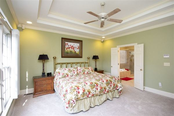 Elegant custom home located on the 7th fairway luxury properties