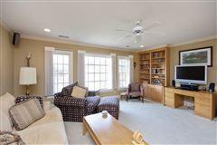 Luxury real estate Elegant custom home located on the 7th fairway