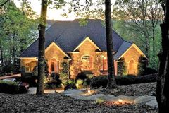 immaculate Home at Lake Keowee luxury real estate