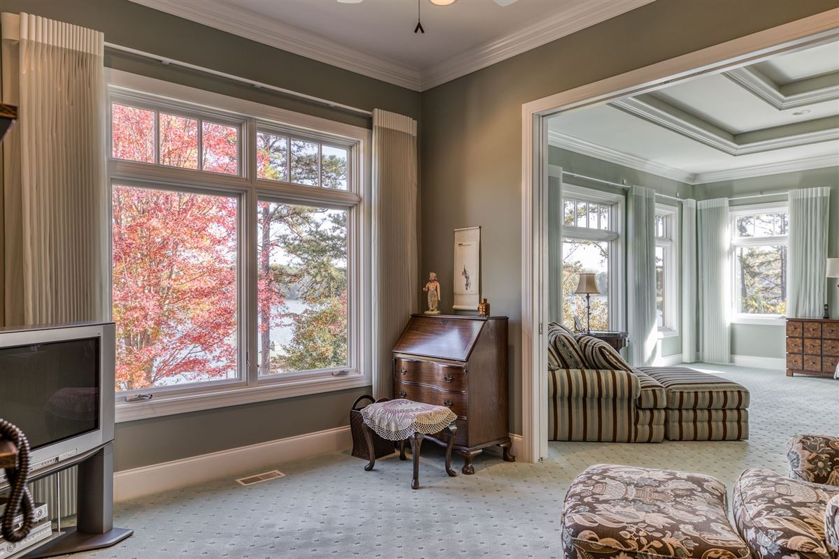 A Masterpiece on Lake Keowee luxury real estate