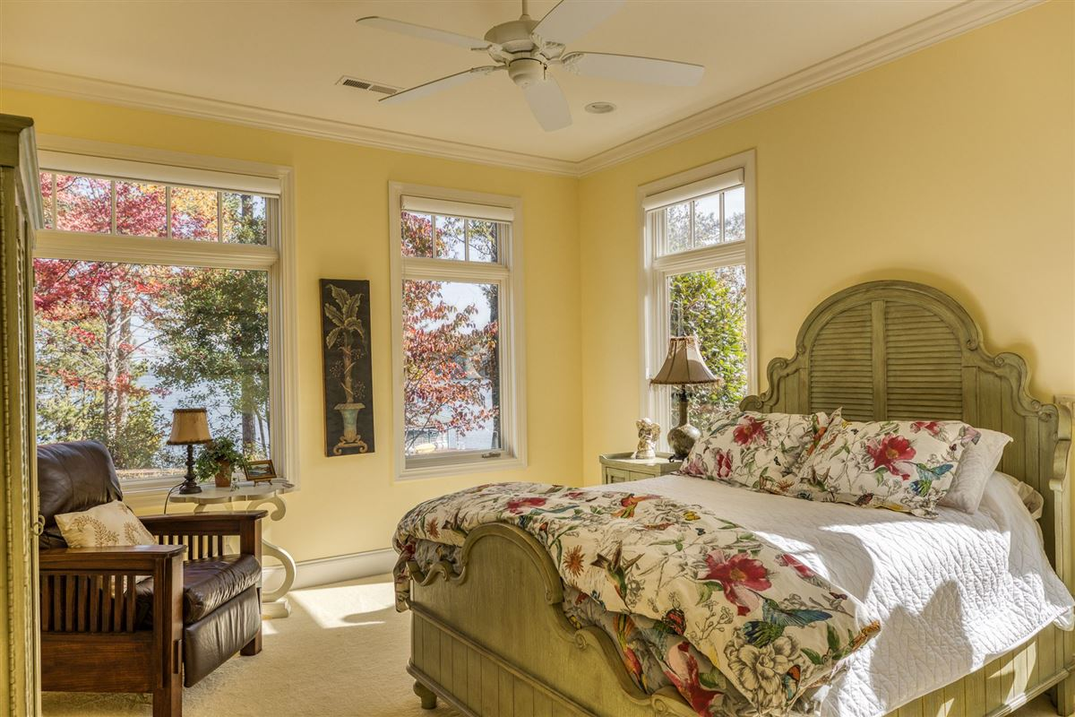 Luxury real estate A Masterpiece on Lake Keowee