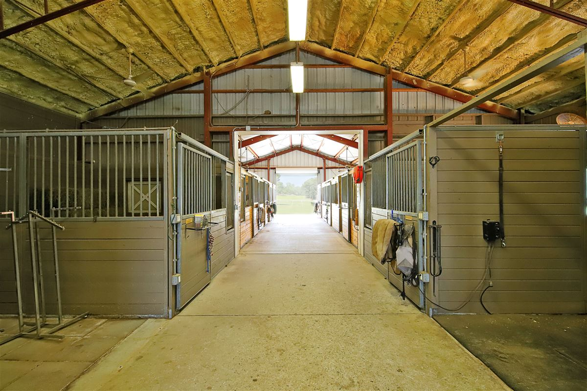 Edelweiss Farm - private residence and world-class equestrian facility luxury real estate