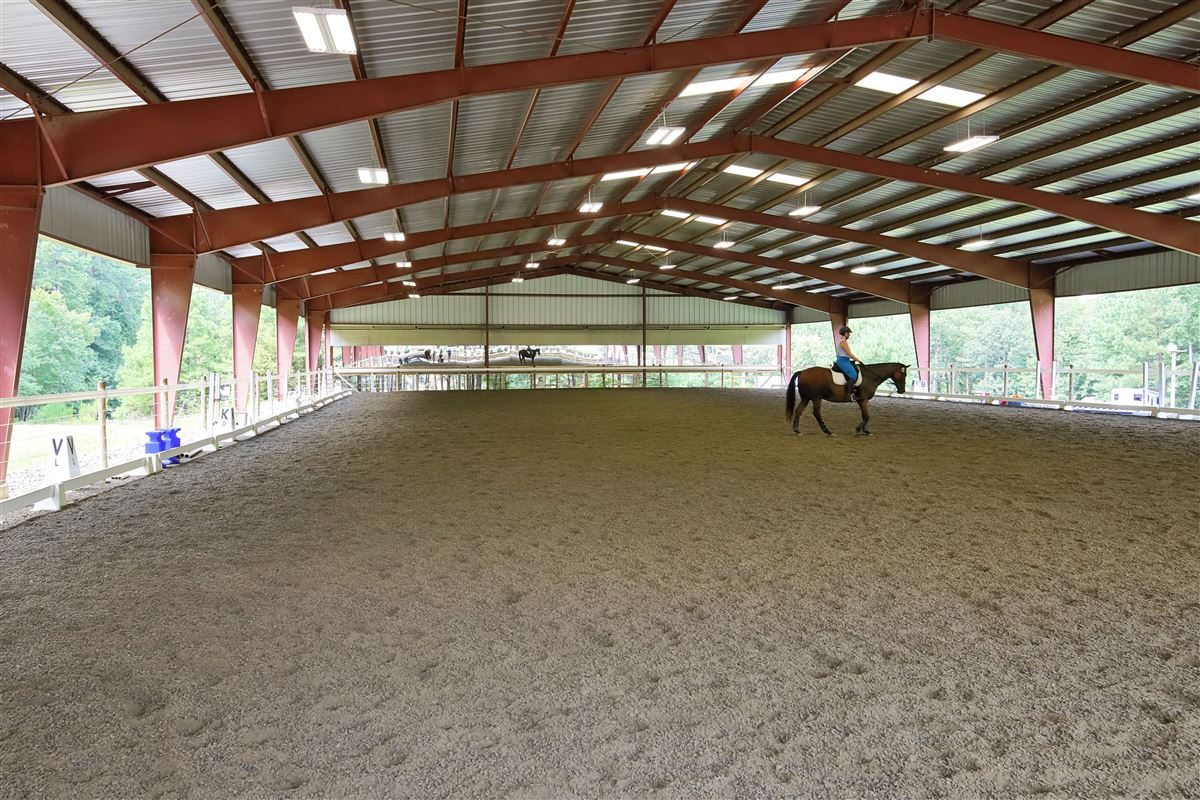 Luxury homes in Edelweiss Farm - private residence and world-class equestrian facility