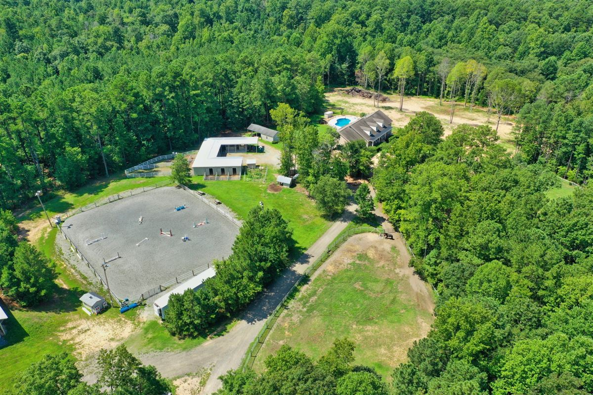 Mansions in Edelweiss Farm - private residence and world-class equestrian facility