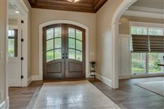 Luxury homes in casual elegance with tranquil comfort