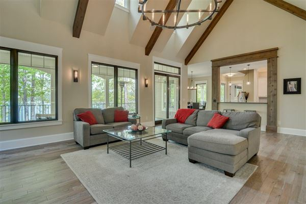 Luxury properties casual elegance with tranquil comfort