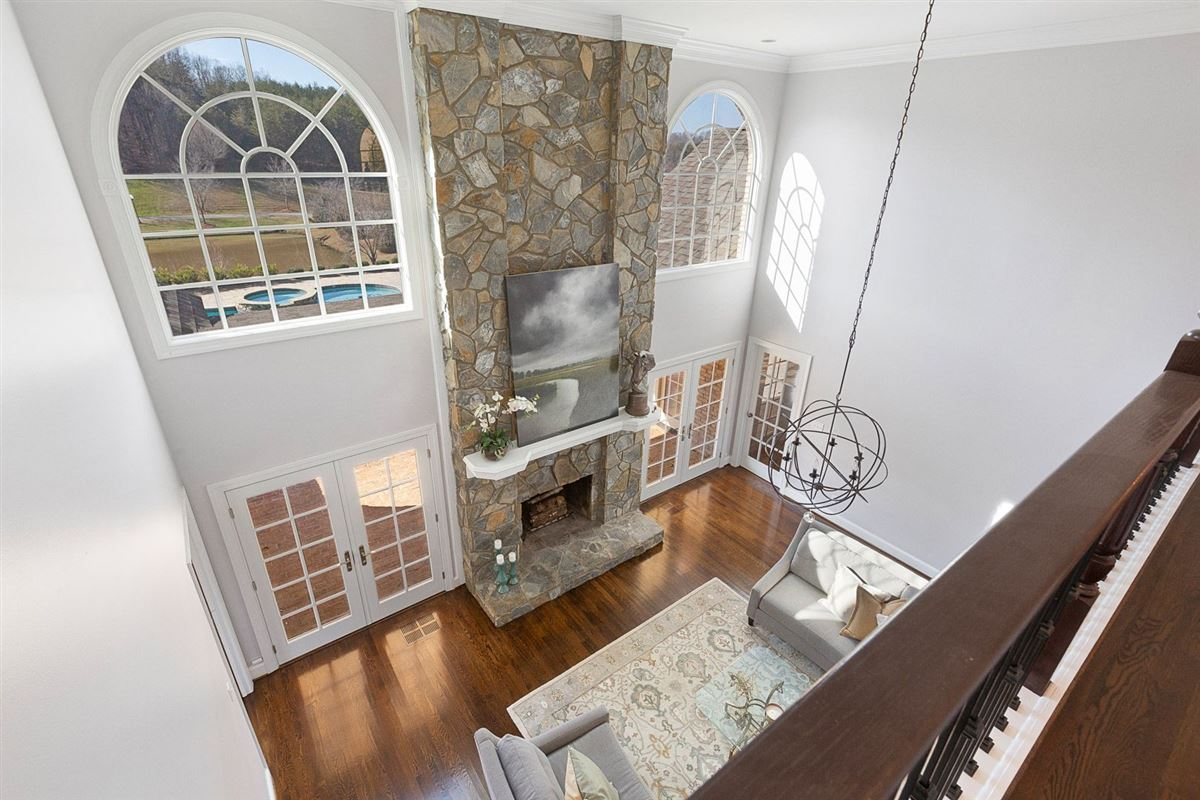 luxury abounds in this recently renovated home luxury real estate