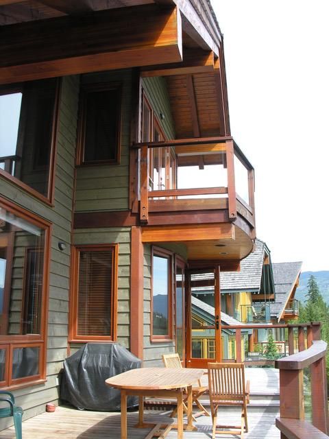 Luxury homes in Expansive Blueberry Chalet with Breathtaking Views