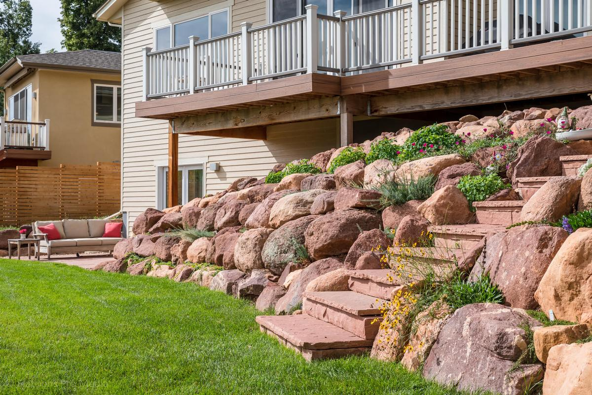 Luxury properties SOUTH BOULDER SOPHISTICATION