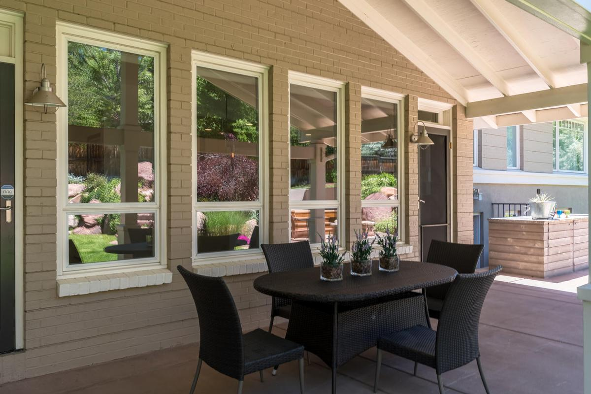 Elegant Open Boulder Sanctuary luxury properties