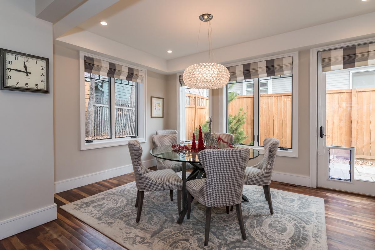 Luxury Retreat in Heart of Downtown Boulder luxury properties