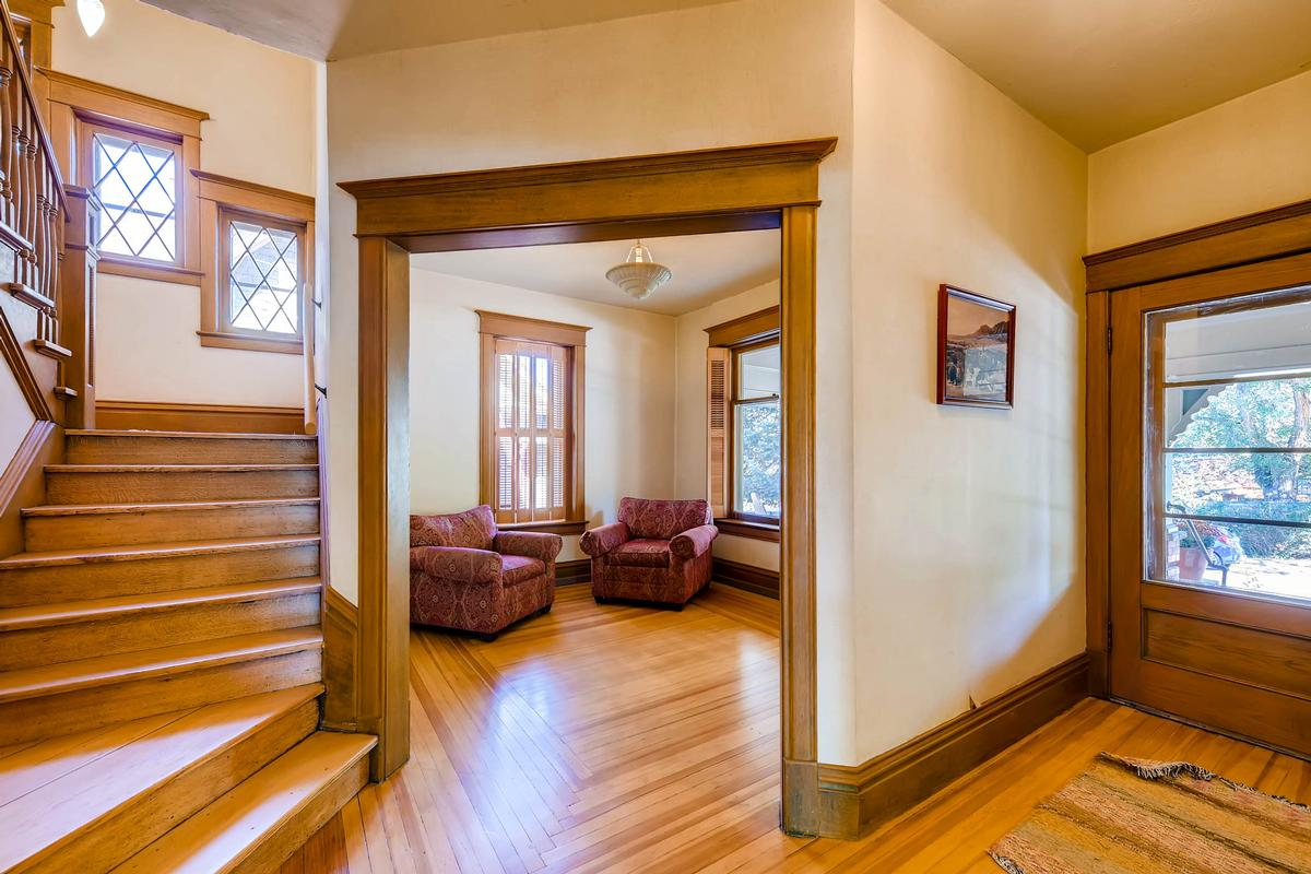 Charming Historic Craftsman Home luxury homes