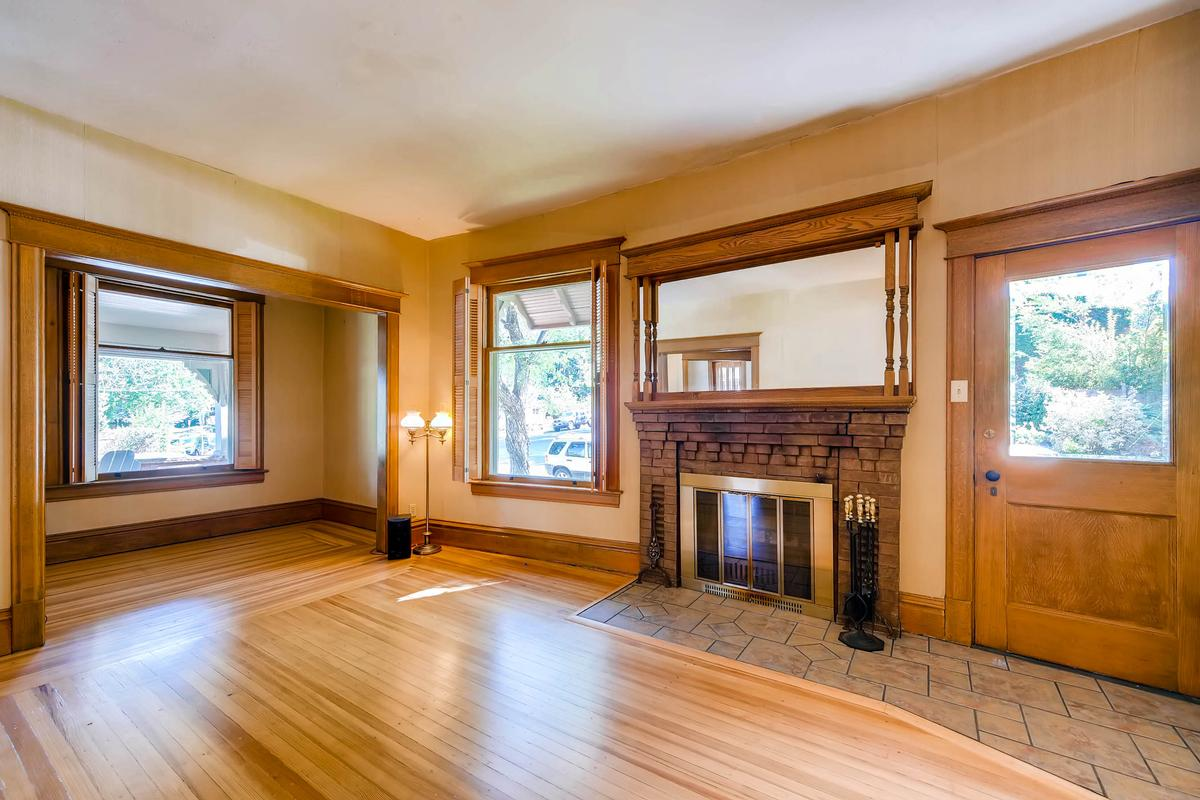 Luxury real estate Charming Historic Craftsman Home