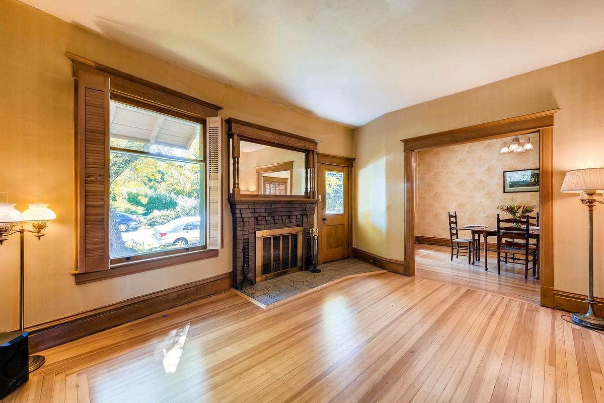 Charming Historic Craftsman Home luxury real estate