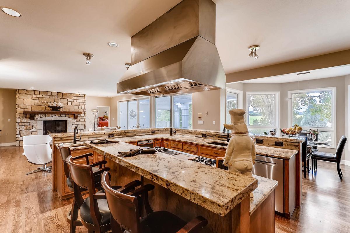 Sweeping Spicers Heights Estate luxury properties