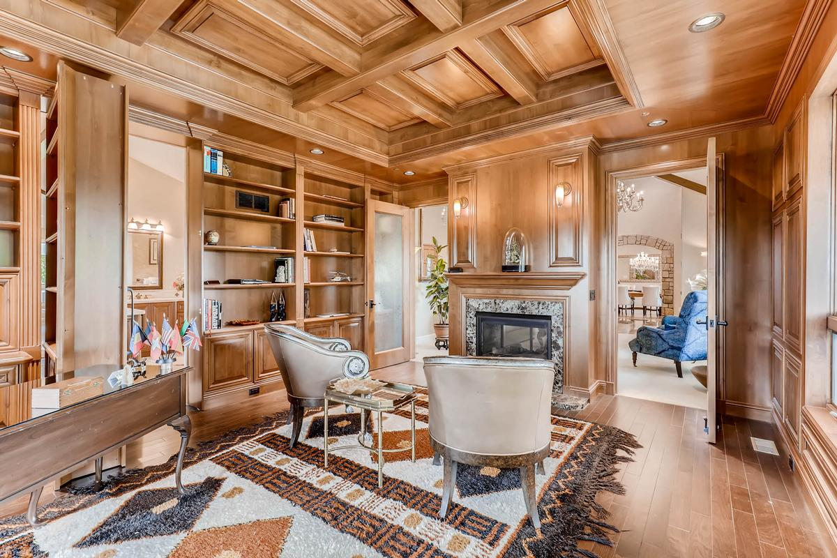 Luxury homes in Sweeping Spicers Heights Estate