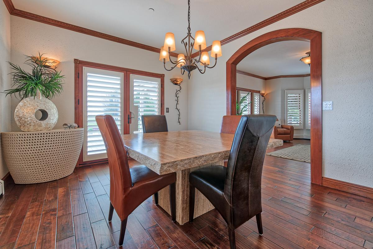 Luxury real estate Beautiful Custom French Home