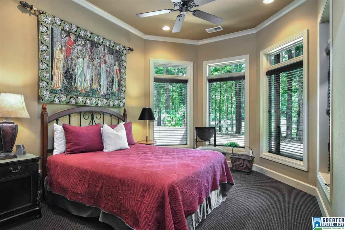 Luxury properties 63 Acs. Custom High Ridge Estate on 30 Ac. Lake